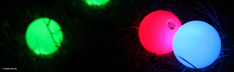 Glow Juggling Balls