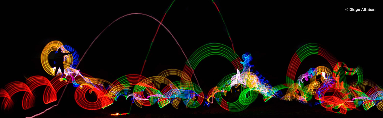 Glow Staffs