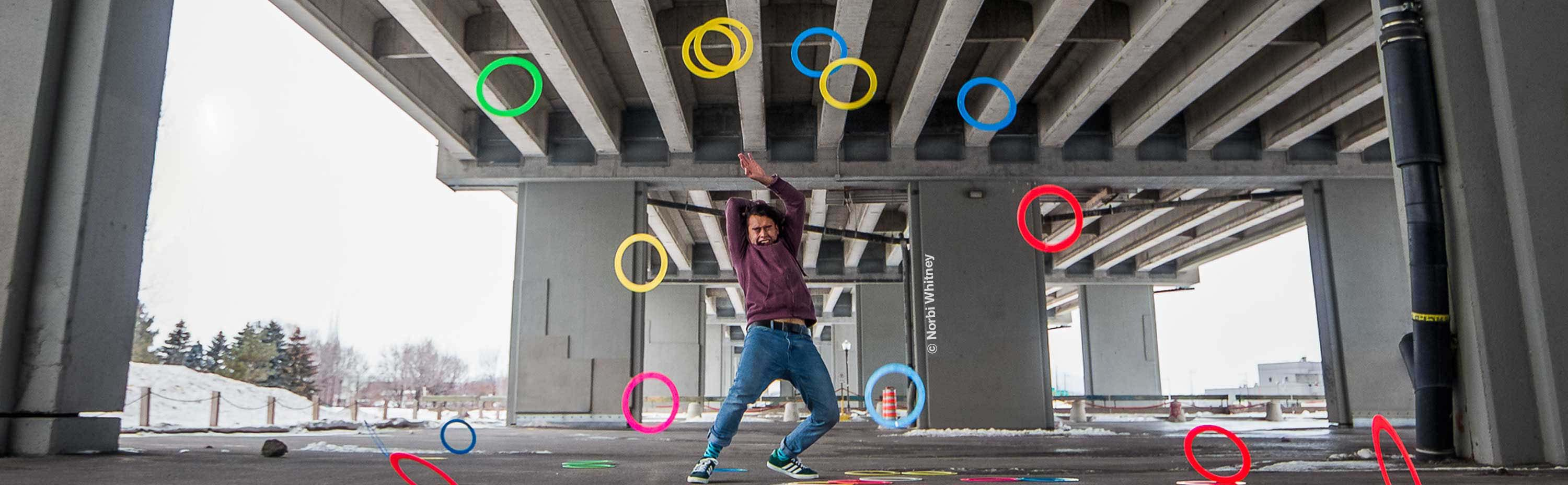 Juggling Rings