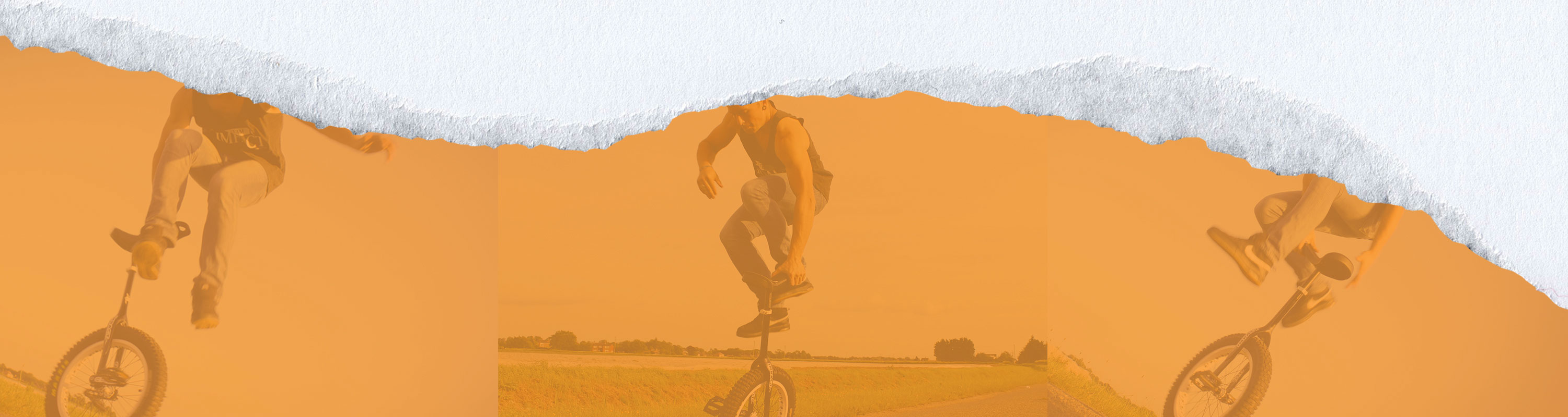 Discounted Balance & Unicycles