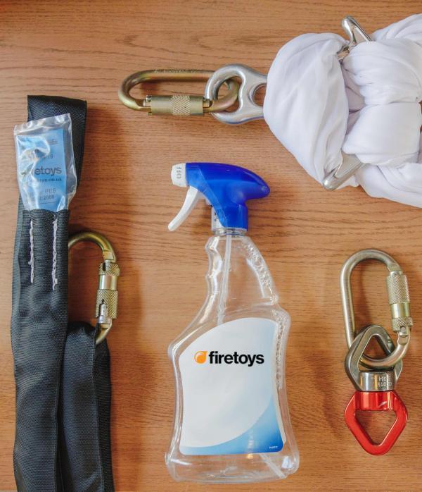 Firetoys Coronavirus Cleaning Guidance