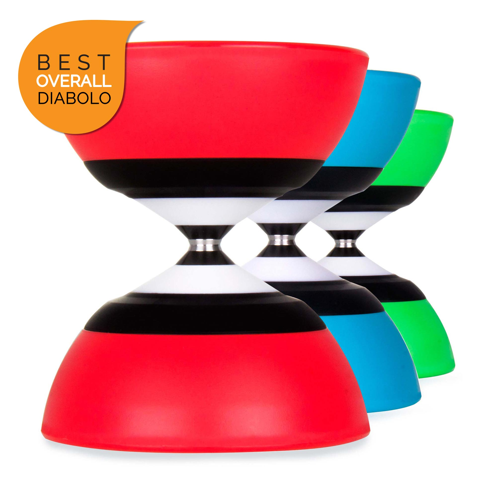 Sundia Evolution Diabolo - The Best Large Fixed Axle Diabolo